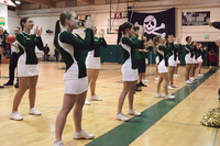 6842 Cheer and Crowd at BBall v Port Townsend 120410