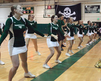 6843 Cheer and Crowd at BBall v Port Townsend 120410