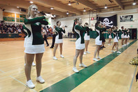 6848 Cheer and Crowd at BBall v Port Townsend 120410