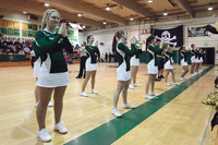 6850 Cheer and Crowd at BBall v Port Townsend 120410