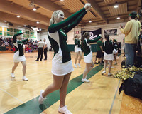 6852 Cheer and Crowd at BBall v Port Townsend 120410