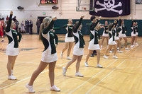 6858 Cheer and Crowd at BBall v Port Townsend 120410