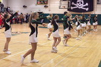 6860 Cheer and Crowd at BBall v Port Townsend 120410