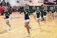 6864 Cheer and Crowd at BBall v Port Townsend 120410