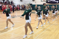 6865 Cheer and Crowd at BBall v Port Townsend 120410