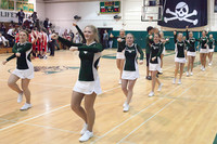 6866 Cheer and Crowd at BBall v Port Townsend 120410