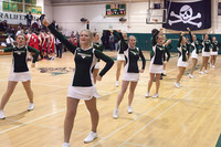 6867 Cheer and Crowd at BBall v Port Townsend 120410