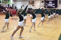 6868 Cheer and Crowd at BBall v Port Townsend 120410