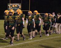 0068 VHS Cheer-Football Seniors Night 2010