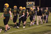 0070 VHS Cheer-Football Seniors Night 2010