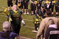 0165 VHS Cheer-Football Seniors Night 2010