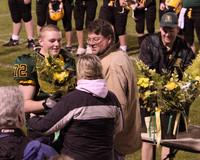 0167 VHS Cheer-Football Seniors Night 2010