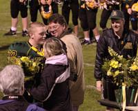 0168 VHS Cheer-Football Seniors Night 2010