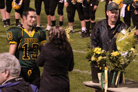 0173 VHS Cheer-Football Seniors Night 2010