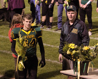 0221 VHS Cheer-Football Seniors Night 2010