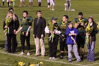 0232 VHS Cheer-Football Seniors Night 2010