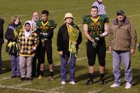 0253 VHS Cheer-Football Seniors Night 2010