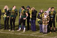 0255 VHS Cheer-Football Seniors Night 2010
