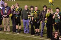 0260 VHS Cheer-Football Seniors Night 2010