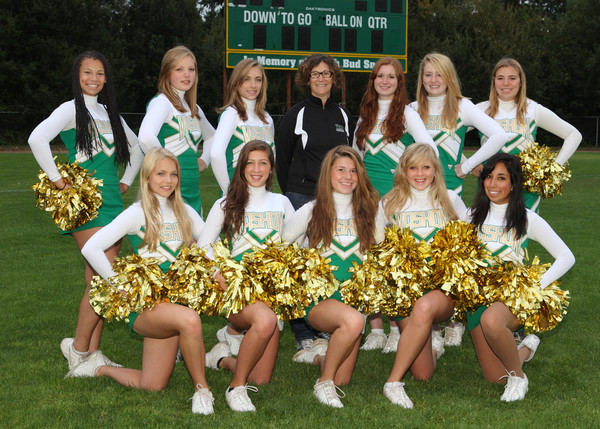 3342s VHS Cheerleading Fall 2010