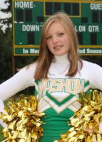 3358hs VHS Cheerleading Fall 2010