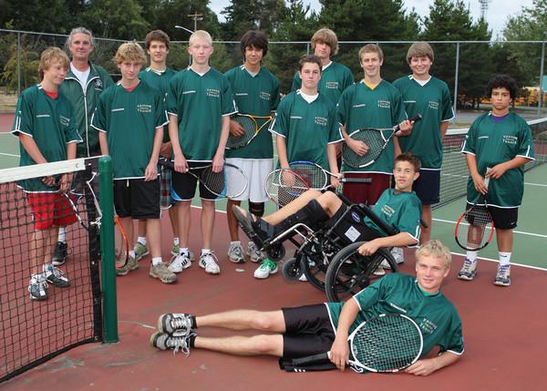 3399s VHS Boys Tennis 2010