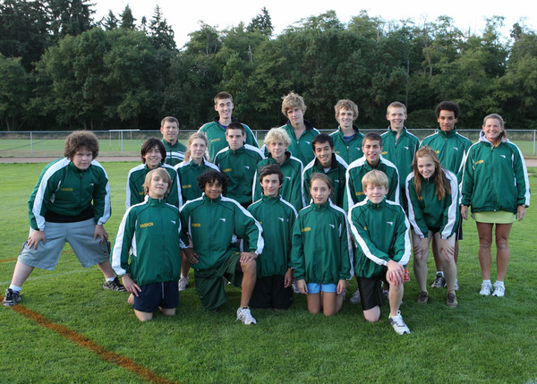 3700s VHS Cross Country 2010