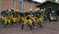 3731 Football v Lakeside 091010