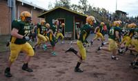 3734 Football v Lakeside 091010