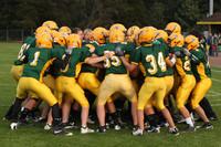 3769 Football v Lakeside 091010