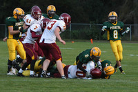 5210 Football v Lakeside 091010