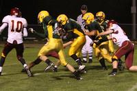 5844 Football v Lakeside 091010