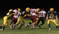 6011 Football v Lakeside 091010