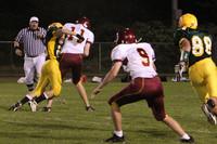 6104 Football v Lakeside 091010