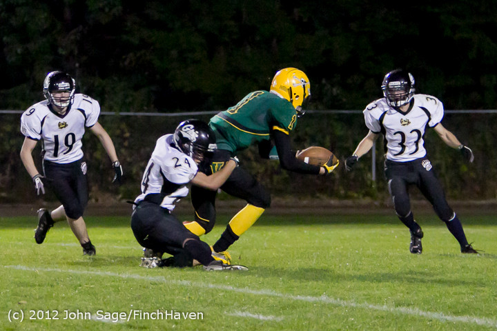 2306 Football v Pemberton 101212