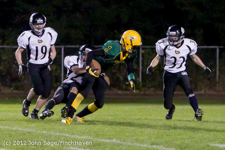 2309 Football v Pemberton 101212