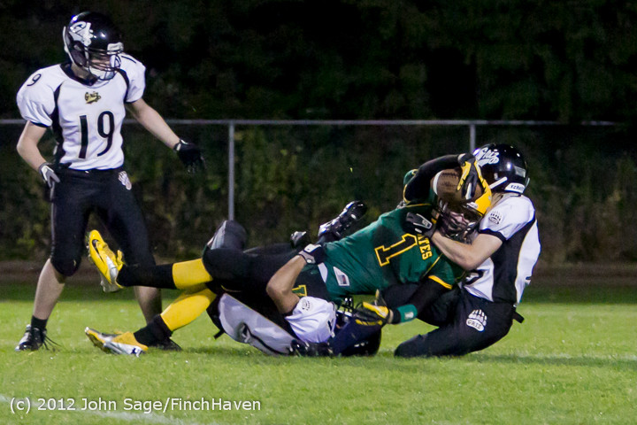 2315 Football v Pemberton 101212