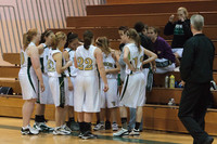 1674 Girls JV Basketball v NWChr 122010