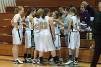 1675 Girls JV Basketball v NWChr 122010