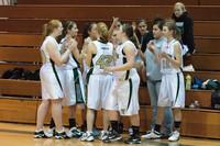 1676 Girls JV Basketball v NWChr 122010