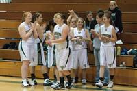 1677 Girls JV Basketball v NWChr 122010