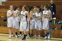 1678 Girls JV Basketball v NWChr 122010