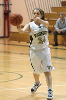 1714 Girls JV Basketball v NWChr 122010