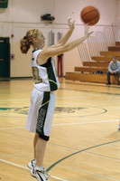 1719 Girls JV Basketball v NWChr 122010
