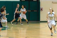 1738 Girls JV Basketball v NWChr 122010