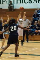 1739 Girls JV Basketball v NWChr 122010