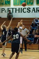 1740 Girls JV Basketball v NWChr 122010