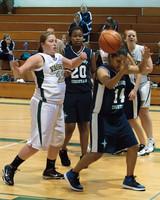 1749 Girls JV Basketball v NWChr 122010