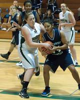 1752 Girls JV Basketball v NWChr 122010