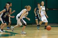 1761 Girls JV Basketball v NWChr 122010
